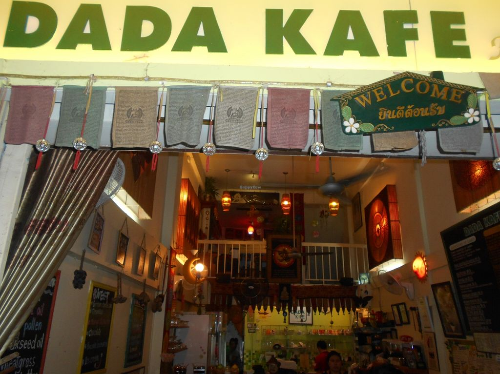 "Photo of Dada Kafe  by <a href=""/members/profile/Kelly%20Kelly"">Kelly Kelly</a> <br/>Dada Kafe, Chiang Mai 2 <br/> April 12, 2016  - <a href='/contact/abuse/image/32553/144204'>Report</a>"