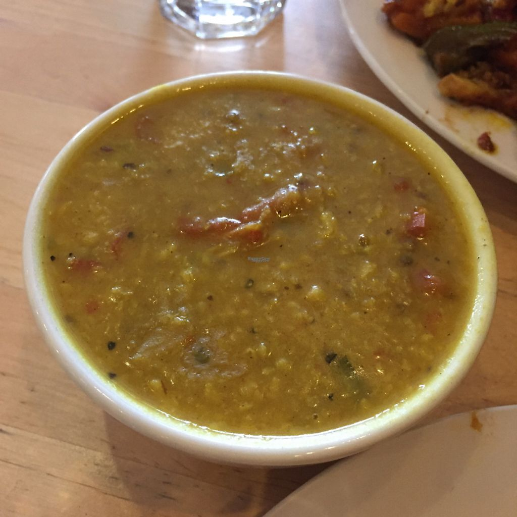 """Photo of Hari's Vegetarian  by <a href=""""/members/profile/leonardhall"""">leonardhall</a> <br/>daal soup <br/> March 3, 2017  - <a href='/contact/abuse/image/32555/232054'>Report</a>"""