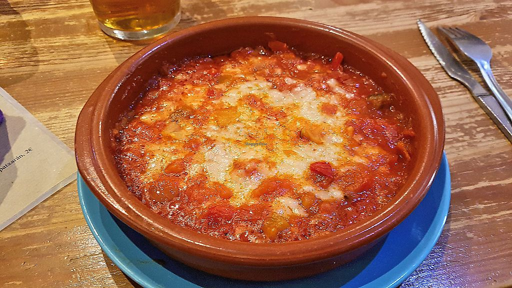 """Photo of La Oveja Negra  by <a href=""""/members/profile/JonJon"""">JonJon</a> <br/>Ratatouille with cheese <br/> November 5, 2017  - <a href='/contact/abuse/image/32567/322059'>Report</a>"""