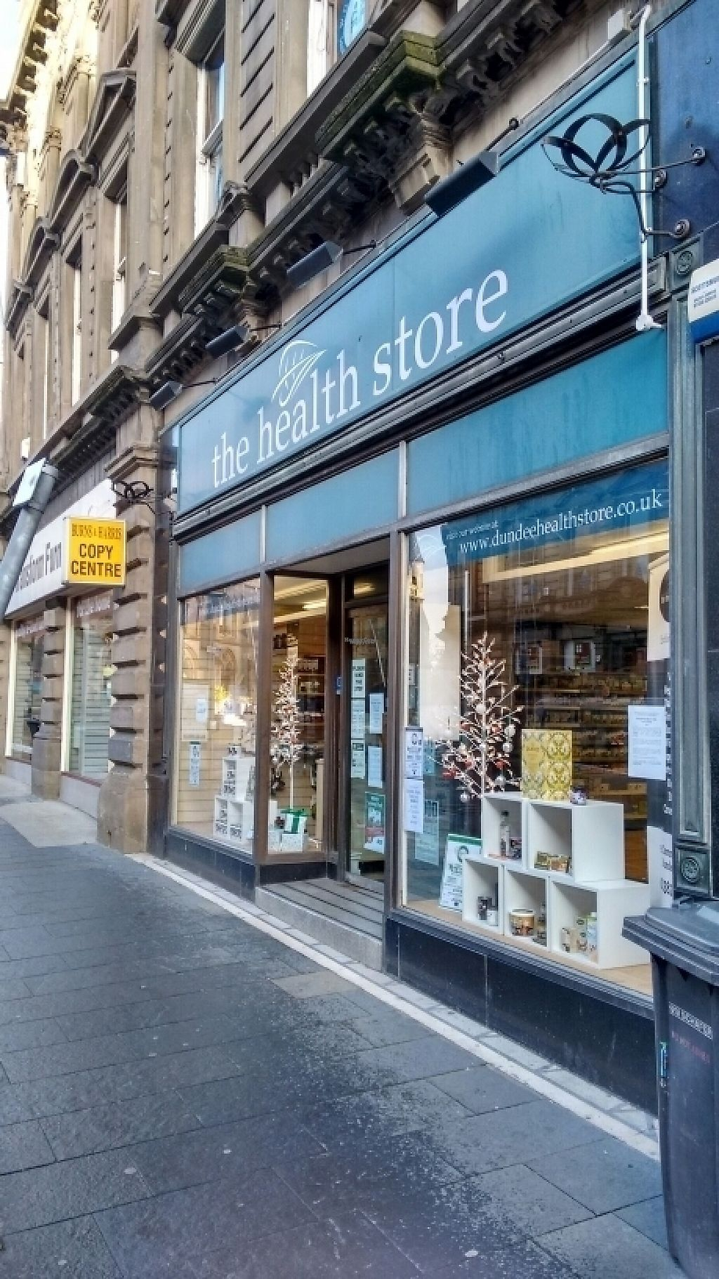 """Photo of The Health Store  by <a href=""""/members/profile/craigmc"""">craigmc</a> <br/>outside <br/> November 19, 2016  - <a href='/contact/abuse/image/32642/192094'>Report</a>"""