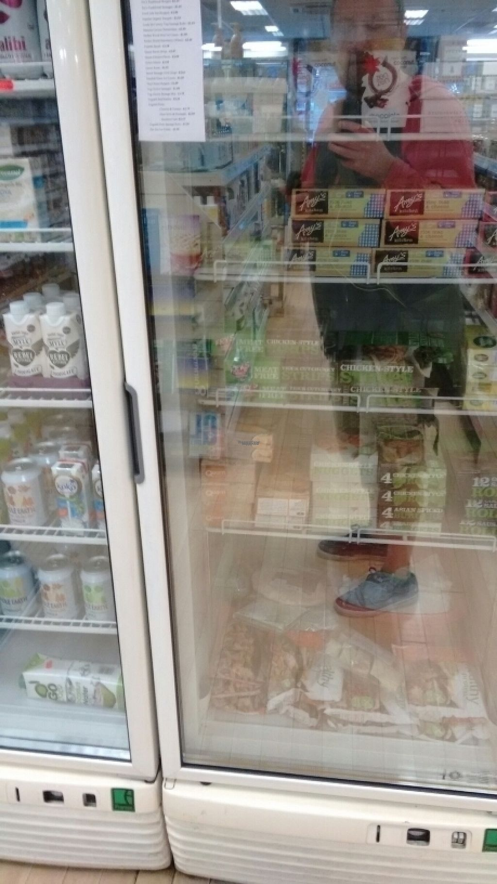 """Photo of The Health Store  by <a href=""""/members/profile/craigmc"""">craigmc</a> <br/>freezer <br/> November 19, 2016  - <a href='/contact/abuse/image/32642/192098'>Report</a>"""