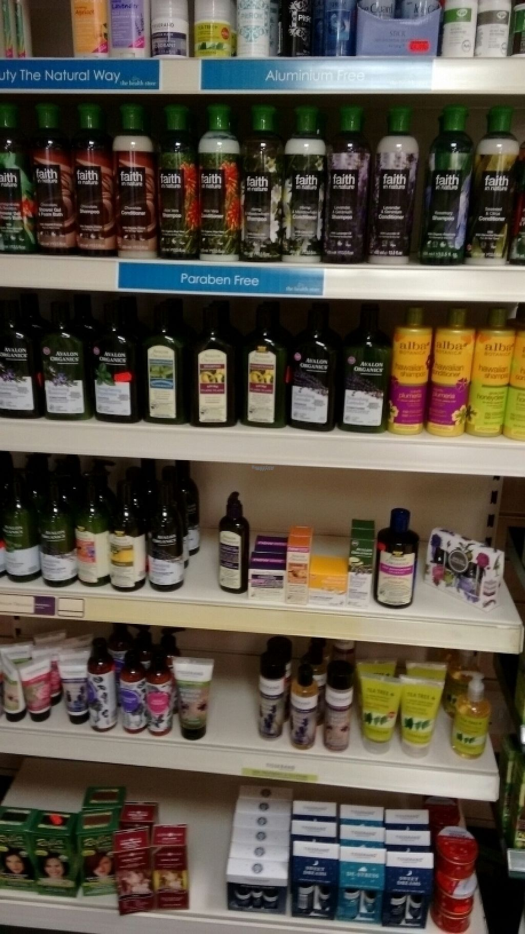 """Photo of The Health Store  by <a href=""""/members/profile/craigmc"""">craigmc</a> <br/>organic <br/> November 19, 2016  - <a href='/contact/abuse/image/32642/192099'>Report</a>"""