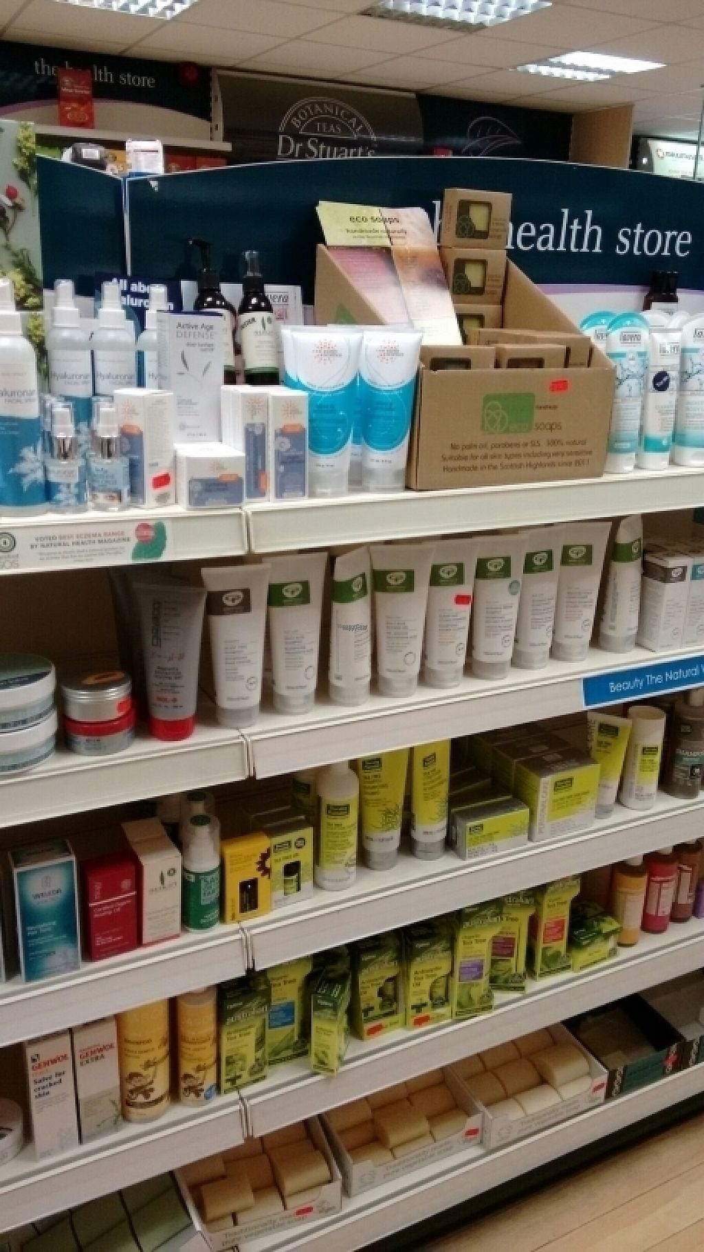 """Photo of The Health Store  by <a href=""""/members/profile/craigmc"""">craigmc</a> <br/>ethical <br/> November 19, 2016  - <a href='/contact/abuse/image/32642/192100'>Report</a>"""