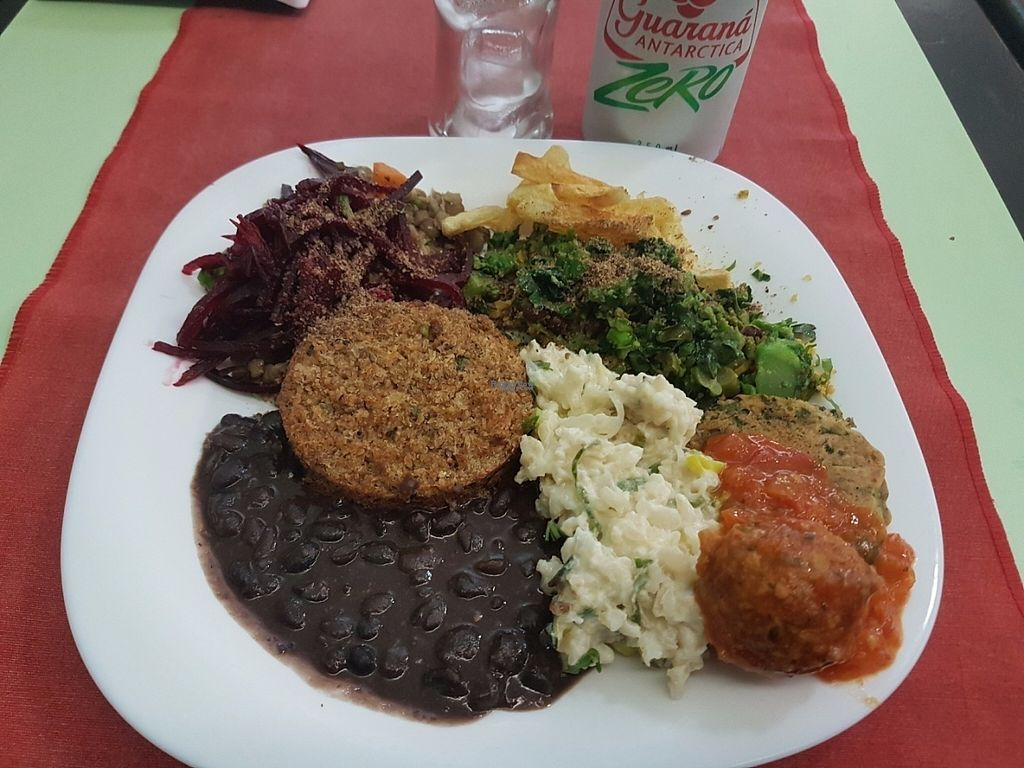 """Photo of Sabor Natura  by <a href=""""/members/profile/kennyp353"""">kennyp353</a> <br/>Lunch for R$22 <br/> October 20, 2016  - <a href='/contact/abuse/image/32671/183136'>Report</a>"""