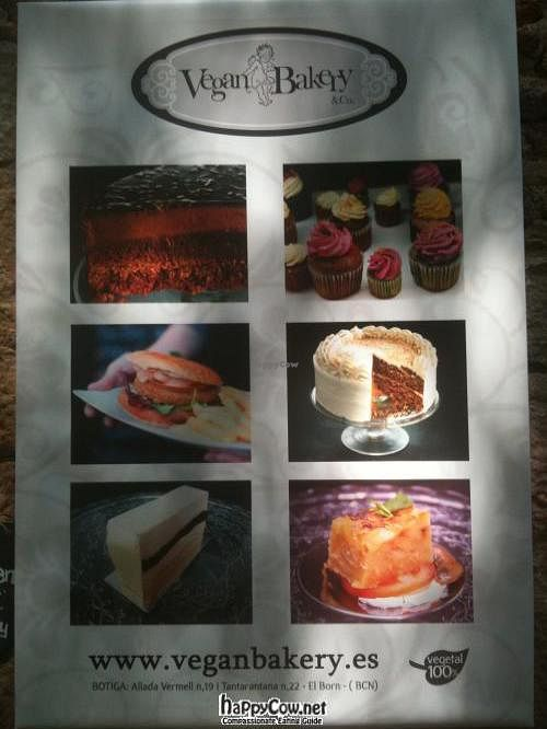 Photo of CLOSED: Vegan Bakery  by mmarkarian <br/> July 14, 2012  - <a href='/contact/abuse/image/32676/34422'>Report</a>