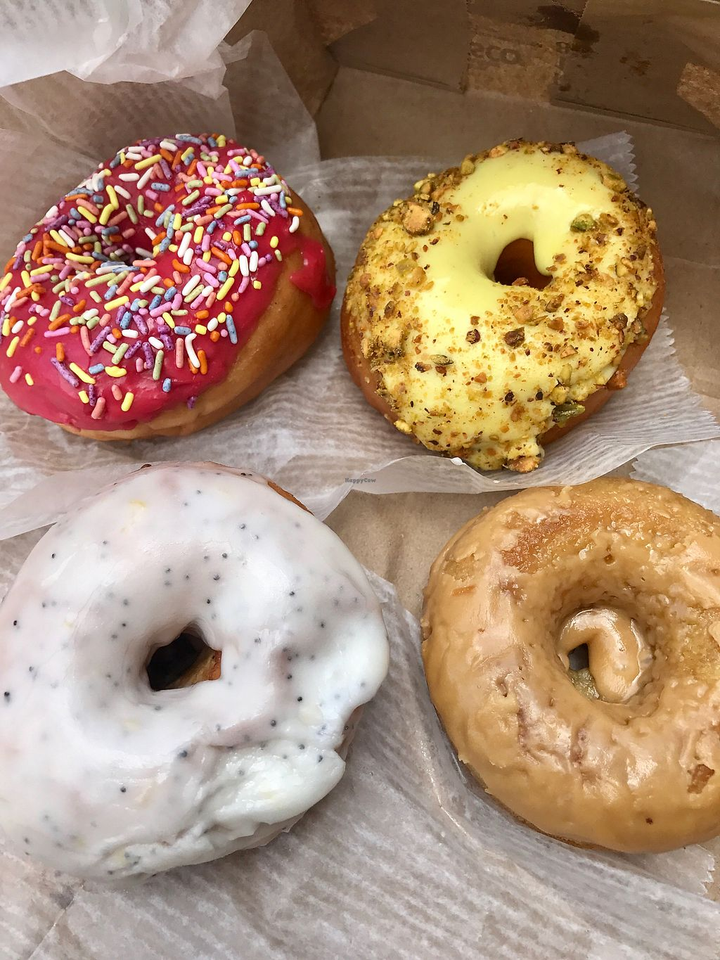 """Photo of Revolution Doughnuts  by <a href=""""/members/profile/melissapedroso"""">melissapedroso</a> <br/>yum <br/> July 12, 2017  - <a href='/contact/abuse/image/32680/279640'>Report</a>"""