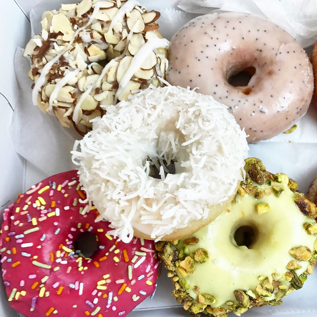 """Photo of Revolution Doughnuts  by <a href=""""/members/profile/melissapedroso"""">melissapedroso</a> <br/>So good  <br/> October 30, 2017  - <a href='/contact/abuse/image/32680/320170'>Report</a>"""