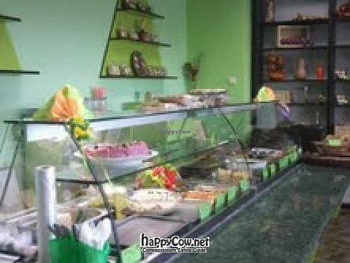 "Photo of Casa Vegetariana  by <a href=""/members/profile/Loli"">Loli</a> <br/>The dishes... you can see them and choose <br/> June 19, 2012  - <a href='/contact/abuse/image/32684/33503'>Report</a>"