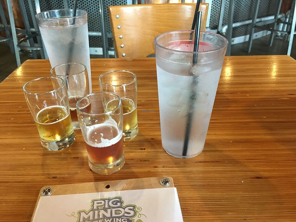 """Photo of Pig Minds Brewing  by <a href=""""/members/profile/olgueis"""">olgueis</a> <br/>Craft beers <br/> August 5, 2017  - <a href='/contact/abuse/image/32686/289431'>Report</a>"""