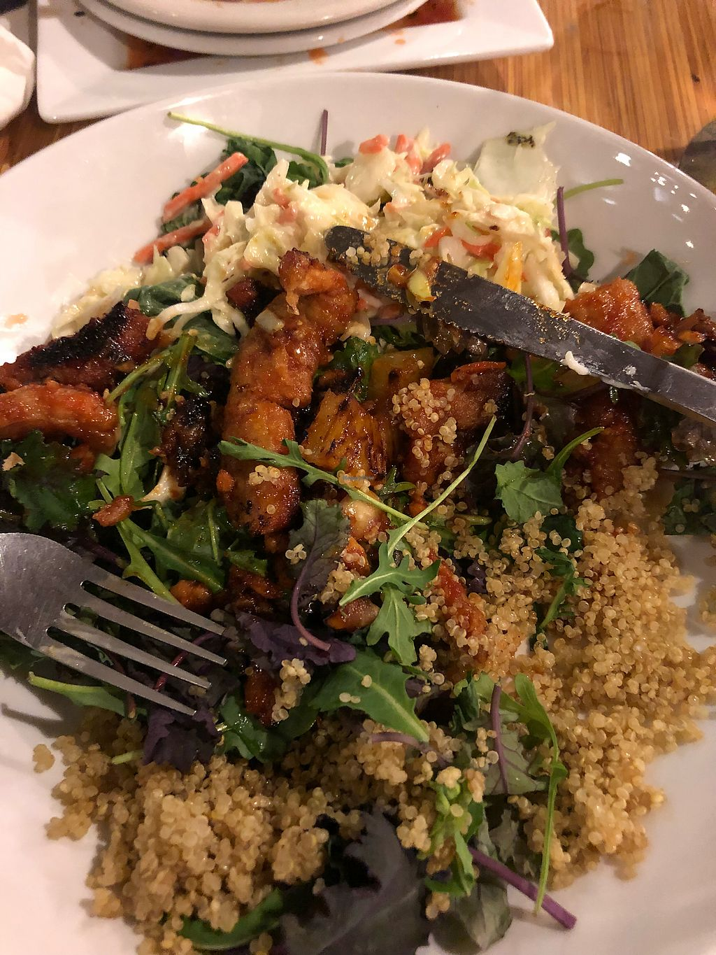 """Photo of Pig Minds Brewing  by <a href=""""/members/profile/kines.training"""">kines.training</a> <br/>Barbecue Porky Bowl <br/> January 21, 2018  - <a href='/contact/abuse/image/32686/349100'>Report</a>"""