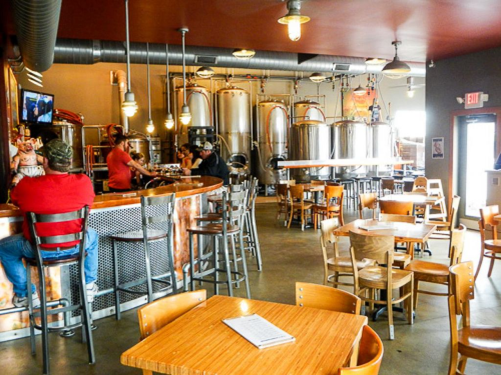 """Photo of Pig Minds Brewing  by <a href=""""/members/profile/EverydayTastiness"""">EverydayTastiness</a> <br/>inside front <br/> April 19, 2015  - <a href='/contact/abuse/image/32686/99594'>Report</a>"""