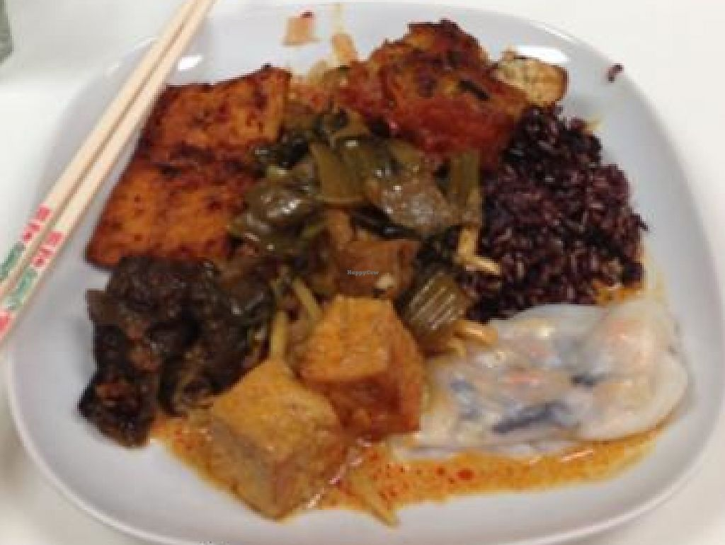 """Photo of ChuMinh Tofu and Veggie Deli  by <a href=""""/members/profile/Isabel805"""">Isabel805</a> <br/>buffet with rice <br/> January 10, 2013  - <a href='/contact/abuse/image/32735/233103'>Report</a>"""