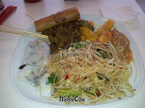 """Photo of ChuMinh Tofu and Veggie Deli  by <a href=""""/members/profile/tastydemon"""">tastydemon</a> <br/>This was only 6 bucks <br/> March 10, 2013  - <a href='/contact/abuse/image/32735/45301'>Report</a>"""