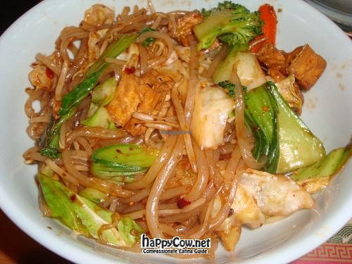 """Photo of Sipz Fusion Cafe - Clairemont Mesa  by <a href=""""/members/profile/Sonja%20and%20Dirk"""">Sonja and Dirk</a> <br/>Japanese fire noodles <br/> May 27, 2012  - <a href='/contact/abuse/image/3275/32398'>Report</a>"""
