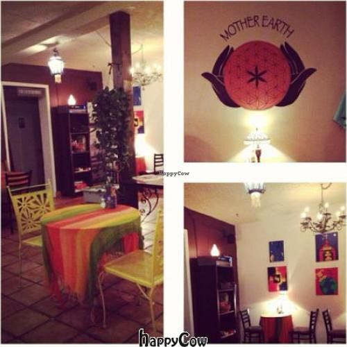 """Photo of CLOSED: Mother Earth Sanctuary Cafe  by <a href=""""/members/profile/AnisaStechert"""">AnisaStechert</a> <br/>Mother Earth Cafe <br/> October 5, 2012  - <a href='/contact/abuse/image/32776/38741'>Report</a>"""