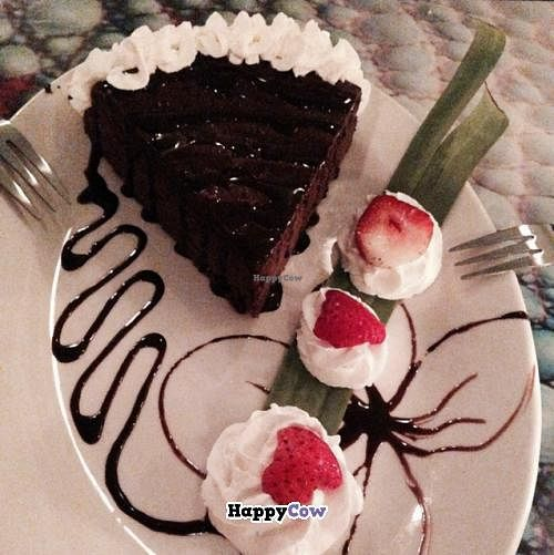 """Photo of CLOSED: Kaya Island Eats  by <a href=""""/members/profile/happycowgirl"""">happycowgirl</a> <br/>Polenta Cake <br/> December 25, 2013  - <a href='/contact/abuse/image/32801/60898'>Report</a>"""