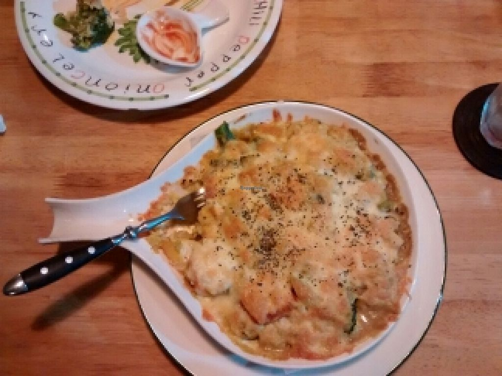 "Photo of PP 99 Cafe  by <a href=""/members/profile/Citizen%20Wren"">Citizen Wren</a> <br/>green curry gratin <br/> February 25, 2016  - <a href='/contact/abuse/image/32846/137808'>Report</a>"