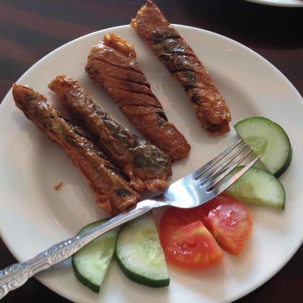 """Photo of I Love Vegetarian Food - De Ra Sa  by <a href=""""/members/profile/Ayane"""">Ayane</a> <br/>fried sardine  <br/> August 15, 2014  - <a href='/contact/abuse/image/32847/77007'>Report</a>"""