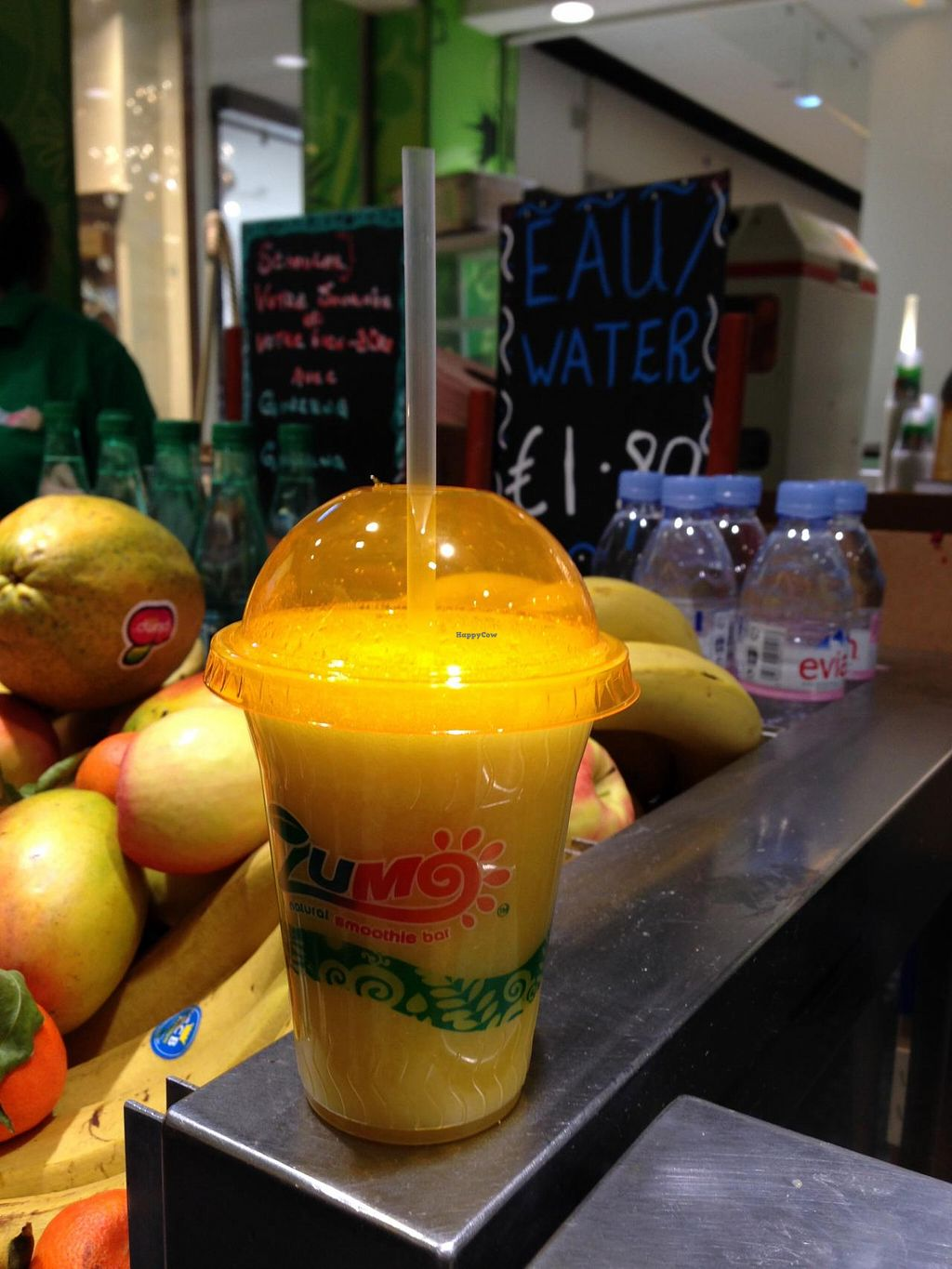 """Photo of Zumo Smoothies Bar - Nice Etoile  by <a href=""""/members/profile/Pamina"""">Pamina</a> <br/>Oriental Tonic @ Zumo Smoothies Bar, Nice <br/> January 5, 2015  - <a href='/contact/abuse/image/32852/89550'>Report</a>"""