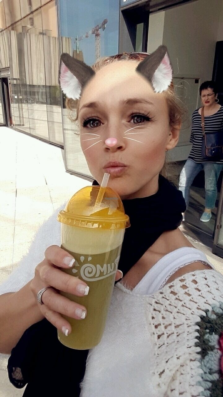 """Photo of Zumo Smoothies Bar  by <a href=""""/members/profile/LisaFachauBraga"""">LisaFachauBraga</a> <br/>smoothie Mister Green <br/> September 23, 2017  - <a href='/contact/abuse/image/32858/307349'>Report</a>"""