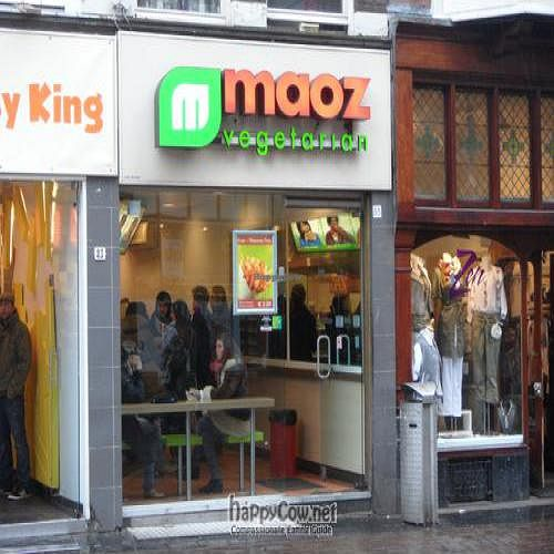 """Photo of Maoz Falafel - Leidsestraat  by <a href=""""/members/profile/hack_man"""">hack_man</a> <br/> February 25, 2011  - <a href='/contact/abuse/image/3289/7640'>Report</a>"""