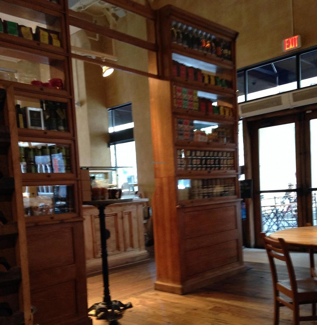 """Photo of Le Pain Quotidien - Bethesda Lane  by <a href=""""/members/profile/cookiem"""">cookiem</a> <br/>From the seating area <br/> June 5, 2014  - <a href='/contact/abuse/image/32905/201720'>Report</a>"""