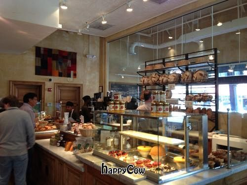 """Photo of Le Pain Quotidien - Bethesda Lane  by <a href=""""/members/profile/IndyVeganFamily"""">IndyVeganFamily</a> <br/>front counter <br/> May 5, 2013  - <a href='/contact/abuse/image/32905/47829'>Report</a>"""