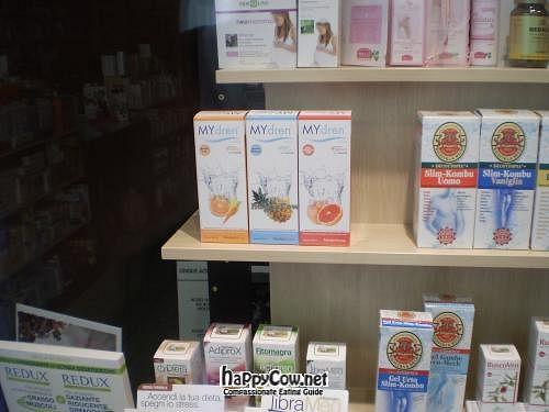"""Photo of La Corteccia Erboristeria  by <a href=""""/members/profile/Nanchi"""">Nanchi</a> <br/>La Corteccia Erboristeria: display window, supplements <br/> June 24, 2012  - <a href='/contact/abuse/image/32923/33635'>Report</a>"""