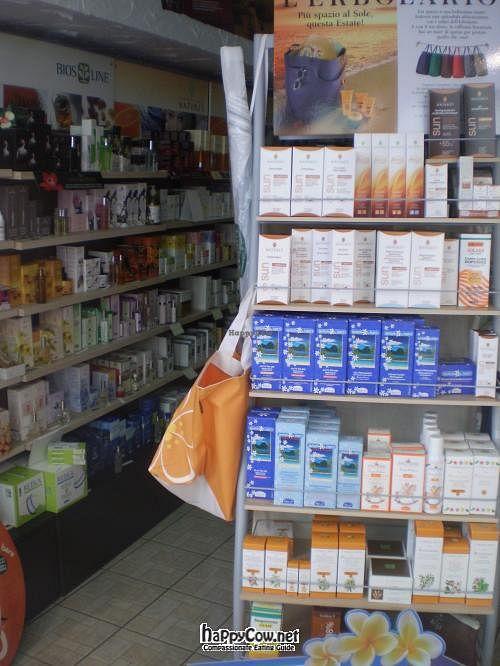 """Photo of La Corteccia Erboristeria  by <a href=""""/members/profile/Nanchi"""">Nanchi</a> <br/>La Corteccia Erboristeria: inside , cosmetic products <br/> June 24, 2012  - <a href='/contact/abuse/image/32923/33637'>Report</a>"""