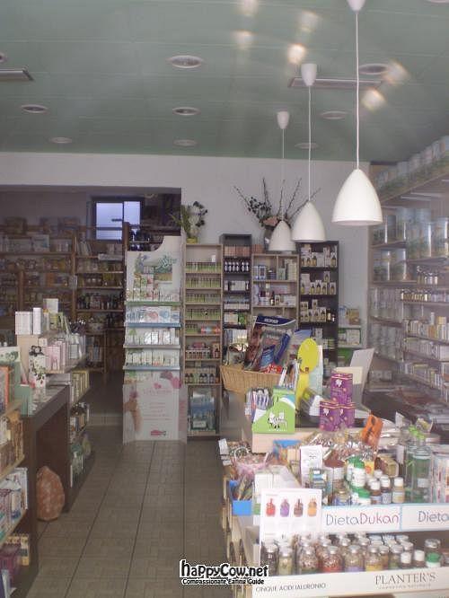 "Photo of La Corteccia Erboristeria  by <a href=""/members/profile/Nanchi"">Nanchi</a> <br/>La Corteccia Erboristeria: inside, front: diet products and supplements; center: cosmetics; deep section on the left: food <br/> June 24, 2012  - <a href='/contact/abuse/image/32923/33638'>Report</a>"