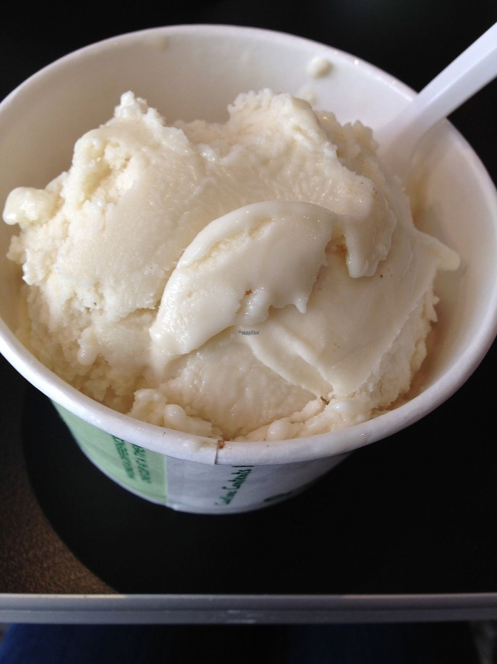 """Photo of Waffle Frolic  by <a href=""""/members/profile/brooke____bear"""">brooke____bear</a> <br/>Vegan vanilla ice cream <br/> April 18, 2017  - <a href='/contact/abuse/image/32945/249527'>Report</a>"""