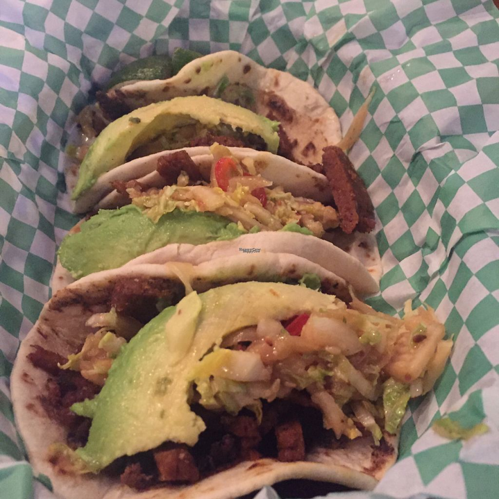 "Photo of Depot Tavern  by <a href=""/members/profile/Ezey11"">Ezey11</a> <br/>vegan tacos <br/> February 6, 2017  - <a href='/contact/abuse/image/32954/223518'>Report</a>"