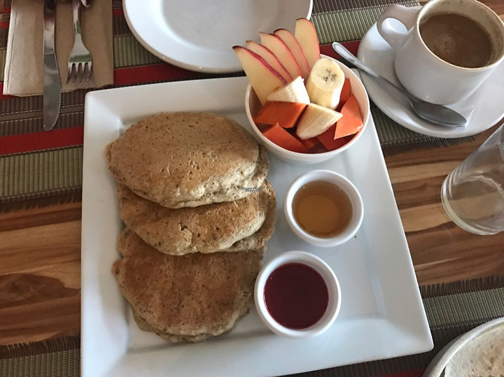 """Photo of Vegan Planet  by <a href=""""/members/profile/VanessaWinkler"""">VanessaWinkler</a> <br/>pancakes <br/> February 22, 2017  - <a href='/contact/abuse/image/32976/229061'>Report</a>"""