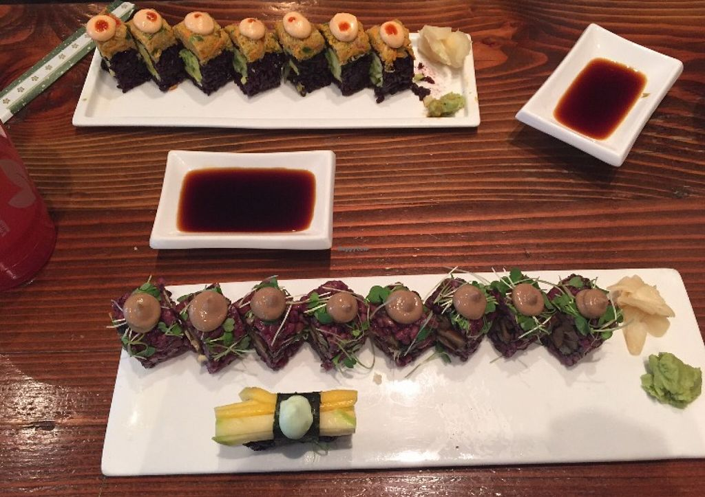 """Photo of Beyond Sushi - Union Square  by <a href=""""/members/profile/arohskothen"""">arohskothen</a> <br/>AMAZING!!!  <br/> January 9, 2016  - <a href='/contact/abuse/image/32985/131697'>Report</a>"""