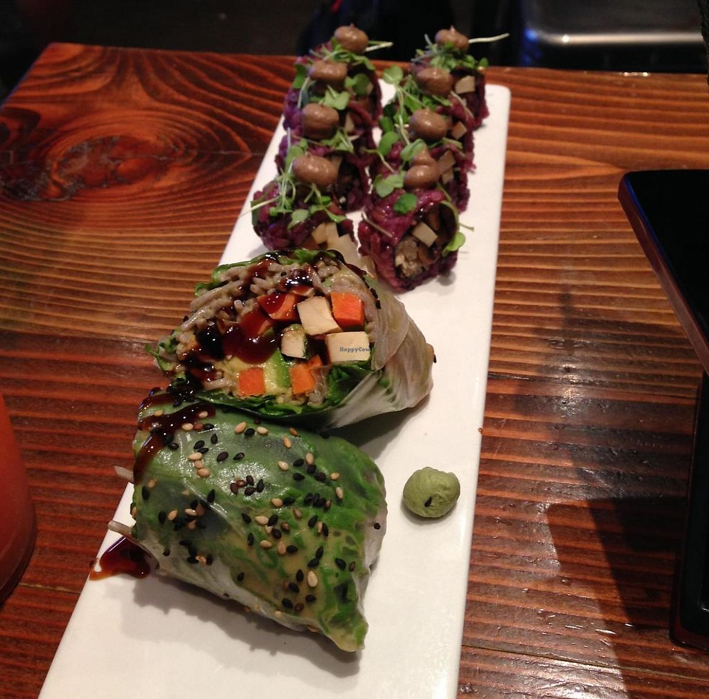 """Photo of Beyond Sushi - Union Square  by <a href=""""/members/profile/slo0go"""">slo0go</a> <br/>Yum! <br/> August 24, 2014  - <a href='/contact/abuse/image/32985/211675'>Report</a>"""