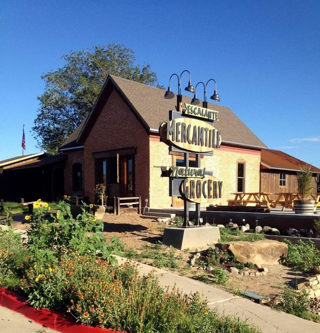 """Photo of Escalante Merchantile and Natural Grocery  by <a href=""""/members/profile/community"""">community</a> <br/>Escalante Merchantile and Natural Grocery <br/> April 13, 2016  - <a href='/contact/abuse/image/33008/144377'>Report</a>"""