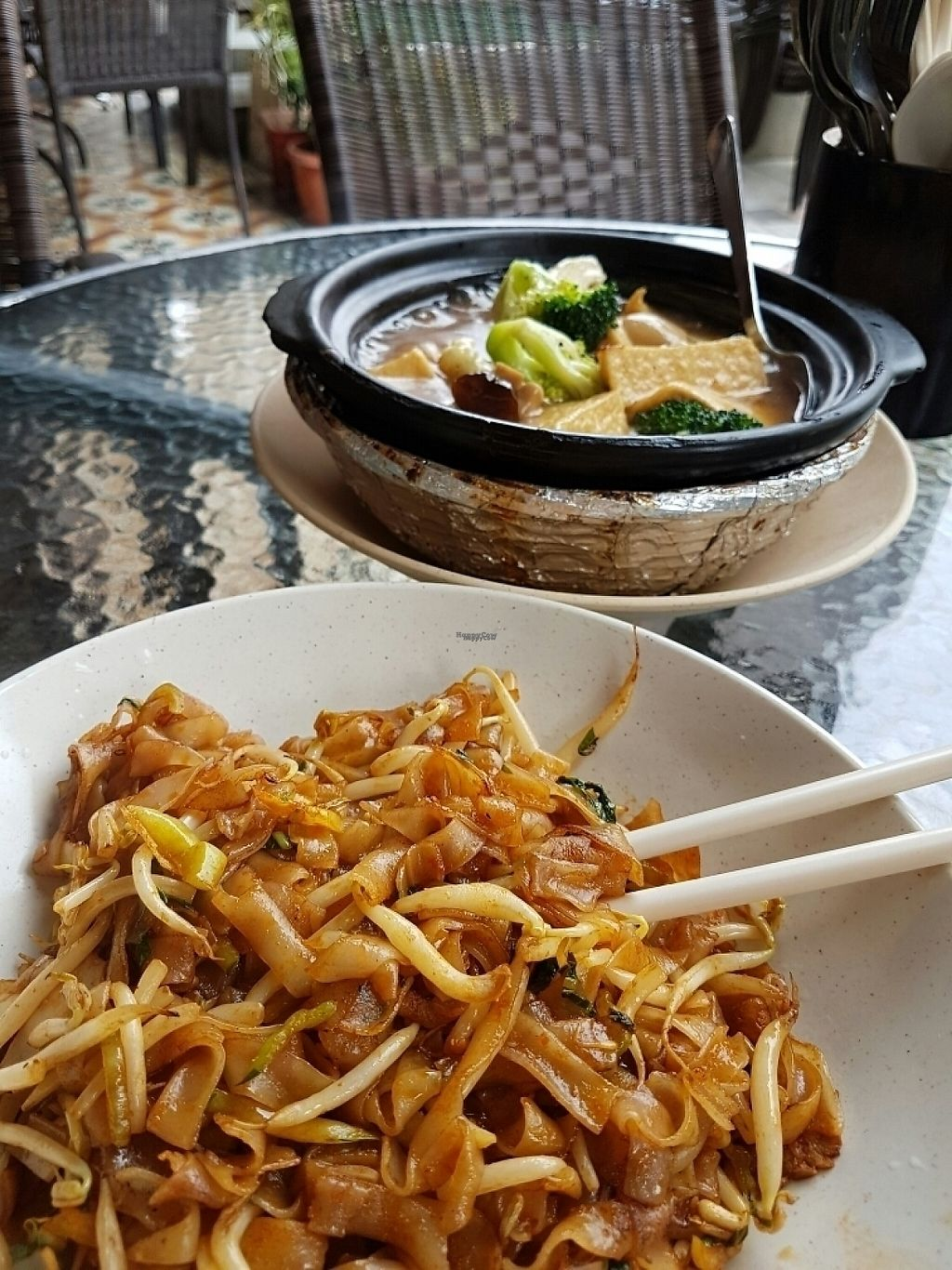 """Photo of Zen Xin Vegetarian  by <a href=""""/members/profile/tantantan"""">tantantan</a> <br/>Noodles and tofu pot! <br/> January 24, 2017  - <a href='/contact/abuse/image/33012/215955'>Report</a>"""