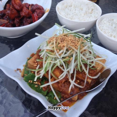 """Photo of Zen Xin Vegetarian  by <a href=""""/members/profile/Teppiedoo"""">Teppiedoo</a> <br/>Satay Tofu! <br/> June 29, 2013  - <a href='/contact/abuse/image/33012/50455'>Report</a>"""