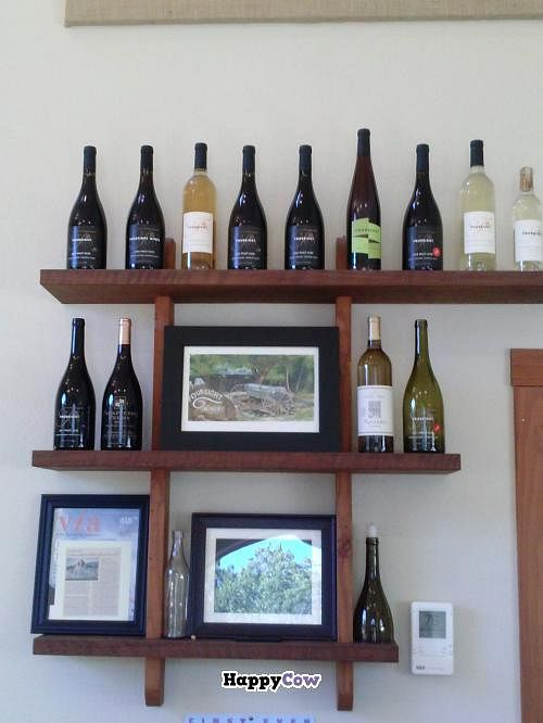 """Photo of Foursight Wines  by <a href=""""/members/profile/Sonja%20and%20Dirk"""">Sonja and Dirk</a> <br/>various wines <br/> August 25, 2013  - <a href='/contact/abuse/image/33015/53750'>Report</a>"""