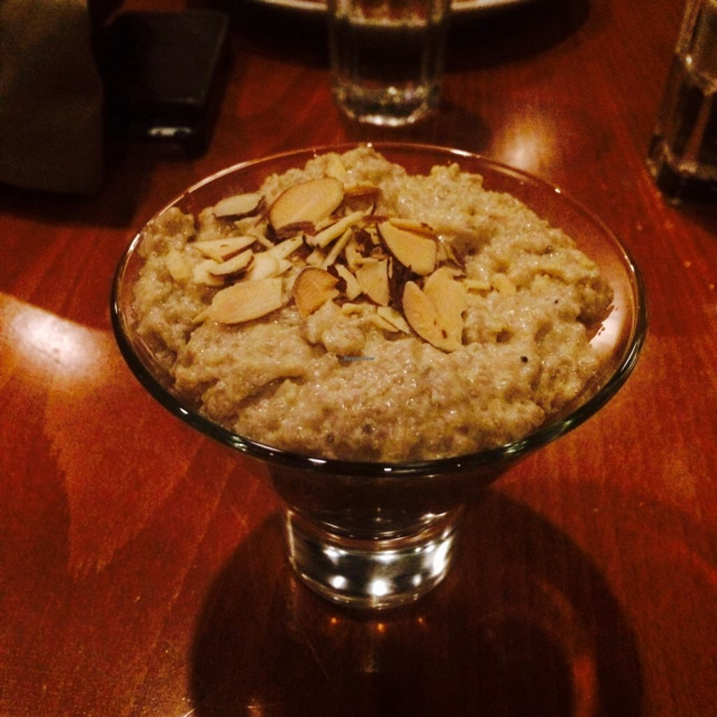 """Photo of Sweet Grass Grill  by <a href=""""/members/profile/pandapuffsss"""">pandapuffsss</a> <br/>Chia pudding w/o honey <br/> February 21, 2016  - <a href='/contact/abuse/image/33020/137163'>Report</a>"""
