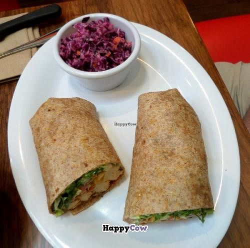 """Photo of Veggie Grill  by <a href=""""/members/profile/Yilla"""">Yilla</a> <br/>Veggie Grill Long Beach <br/> November 8, 2013  - <a href='/contact/abuse/image/33046/58191'>Report</a>"""