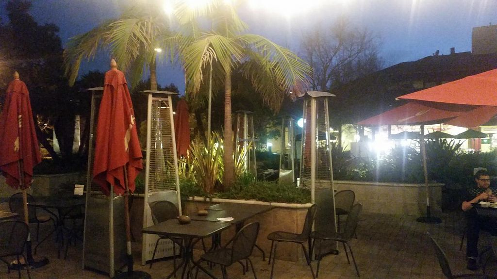 "Photo of CLOSED: Native Foods - Santa Monica  by <a href=""/members/profile/kenvegan"">kenvegan</a> <br/>outside patio eating area <br/> February 16, 2015  - <a href='/contact/abuse/image/33047/93323'>Report</a>"