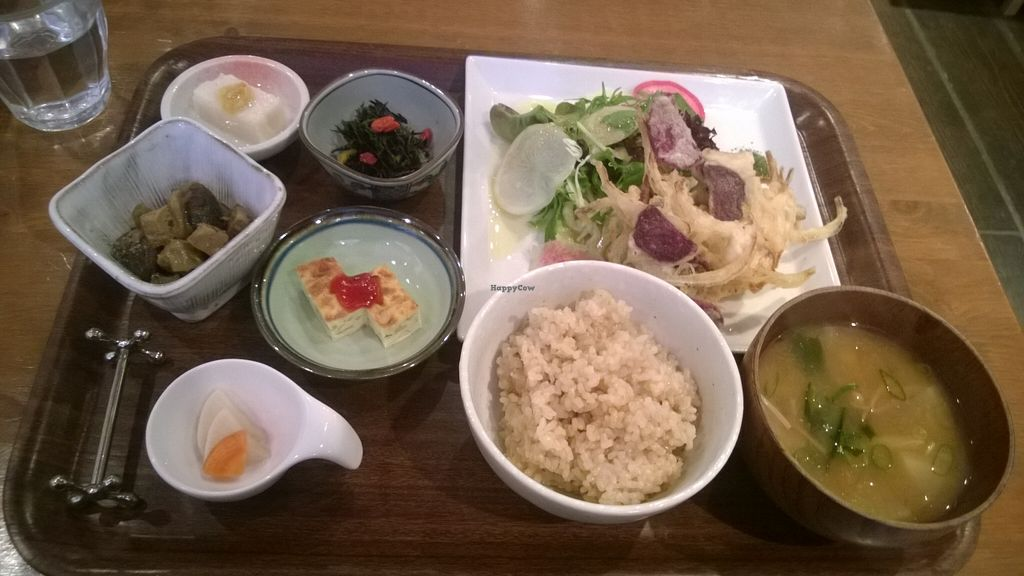 """Photo of CLOSED: Tosca  by <a href=""""/members/profile/sathya1709"""">sathya1709</a> <br/>Sample lunch meal. It was the Signature lunch of the month option for 1400 JPY <br/> February 10, 2016  - <a href='/contact/abuse/image/33053/135749'>Report</a>"""