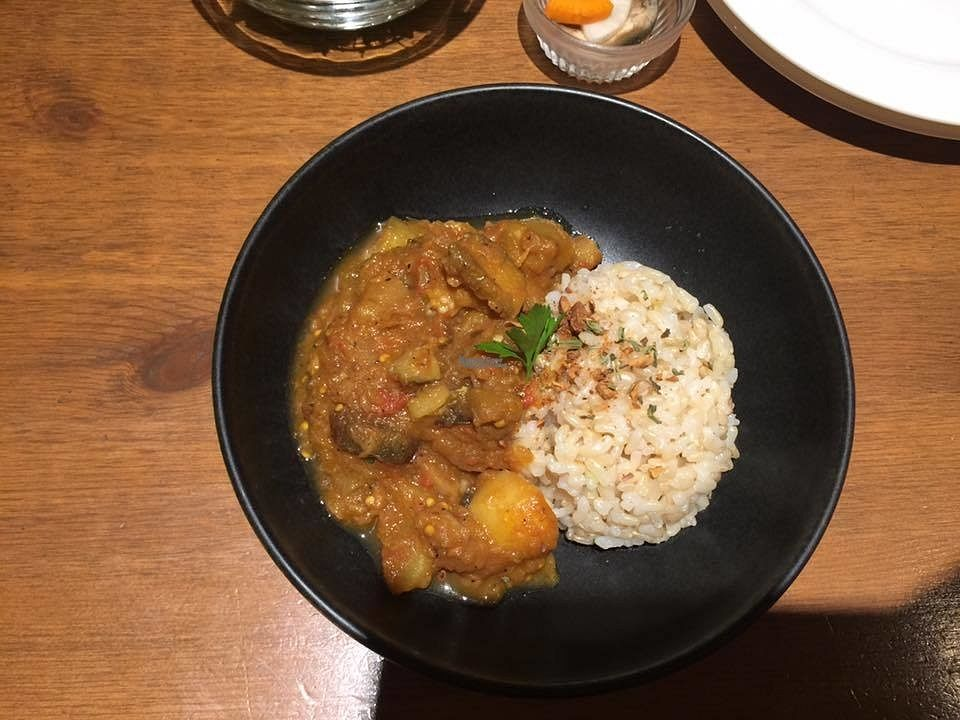 """Photo of CLOSED: Tosca  by <a href=""""/members/profile/juliabernard"""">juliabernard</a> <br/>Lunch - Vegan Curry <br/> September 21, 2016  - <a href='/contact/abuse/image/33053/177151'>Report</a>"""