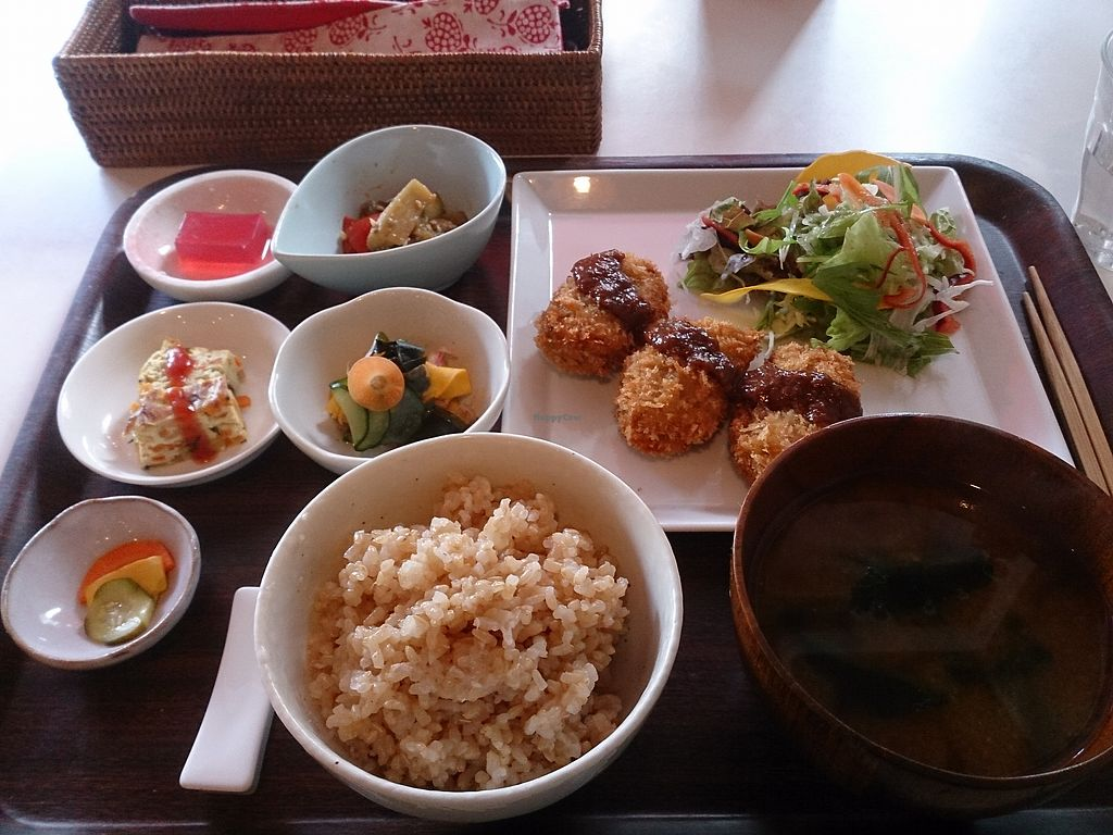 """Photo of CLOSED: Tosca  by <a href=""""/members/profile/FoodIsNeverWaste"""">FoodIsNeverWaste</a> <br/>Japanese Lunch Menu <br/> October 14, 2017  - <a href='/contact/abuse/image/33053/315062'>Report</a>"""