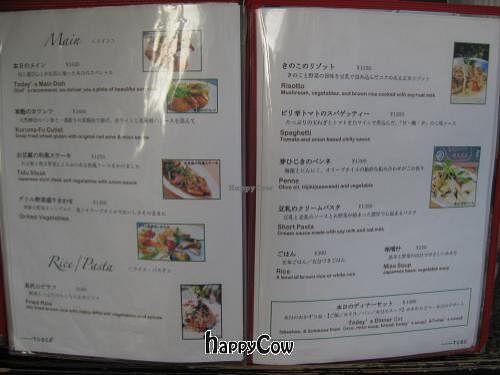 "Photo of CLOSED: Tosca  by <a href=""/members/profile/davidredstone"">davidredstone</a> <br/>Tosca dinner main courses menu <br/> April 18, 2013  - <a href='/contact/abuse/image/33053/47099'>Report</a>"