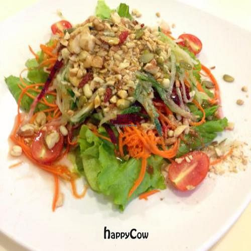 """Photo of SunnyChoice - The Rail Mall  by <a href=""""/members/profile/Thangphua"""">Thangphua</a> <br/>veg salad <br/> March 30, 2013  - <a href='/contact/abuse/image/33076/46218'>Report</a>"""
