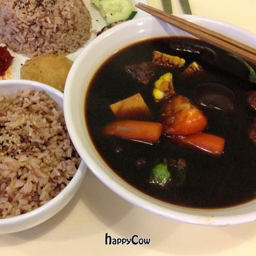 """Photo of SunnyChoice - The Rail Mall  by <a href=""""/members/profile/Thangphua"""">Thangphua</a> <br/>Veg bak kut teh  <br/> March 30, 2013  - <a href='/contact/abuse/image/33076/46219'>Report</a>"""