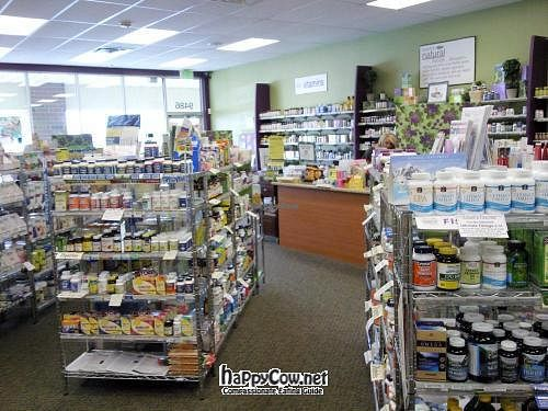 "Photo of Baums Natural Foods  by <a href=""/members/profile/happycowgirl"">happycowgirl</a> <br/>inside St. John store <br/> July 5, 2012  - <a href='/contact/abuse/image/33081/34180'>Report</a>"
