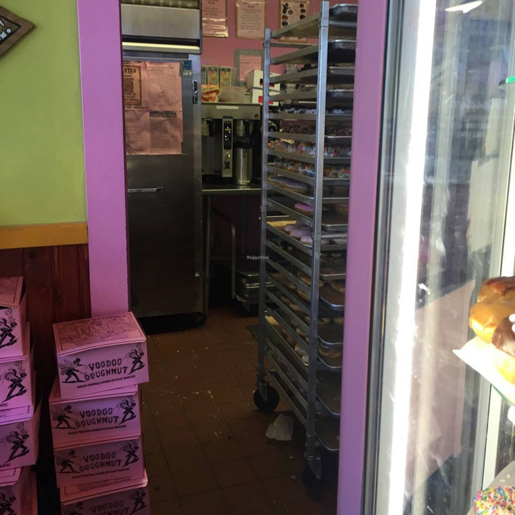 """Photo of Voodoo Doughnut  by <a href=""""/members/profile/Swansonbuns"""">Swansonbuns</a> <br/>bake <br/> July 7, 2016  - <a href='/contact/abuse/image/33103/158261'>Report</a>"""